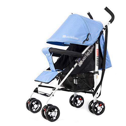 Baby carriage HLF- El Cochecito de bebé Puede Sentarse y acostarse en...
