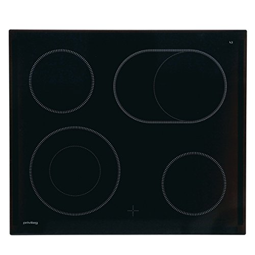 Electrolux AEG Privileg 387250811 3872508112 ORIGINAL Glaskeramikplatte Glasplatte Kochfeldglasplatte Ceranplatte Ersatzglasplatte Kochfeld Herd Ofen Elektroherd