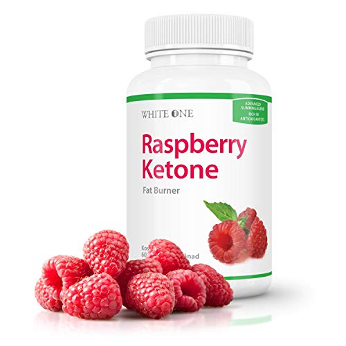White One Raspberry Ketone - 1 Month