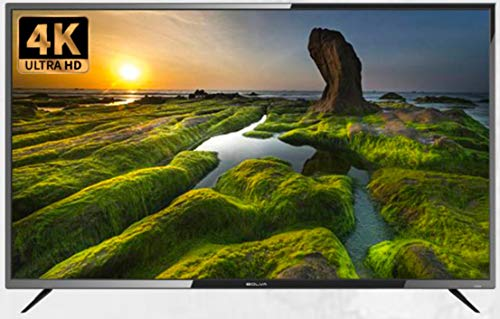 Bolva Televisore Smart TV LED, 65 Pollici, 4K, DVB T2
