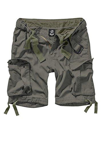 Brandit Herren Indian Summer Short, Größe:L;Farbe:Olive (1)