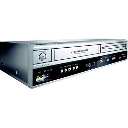 Best Deals! Remanufactured Philips DVP3050V/37 DVD/VCR Combo