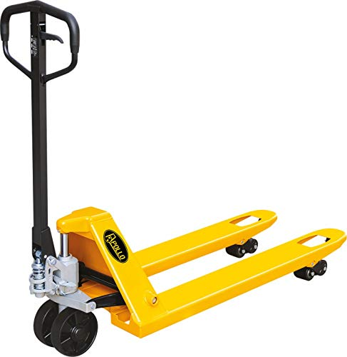 Apollolift Hand Pallet Jack Truck 5500lbs Capacity BF-III (27W x 48L)