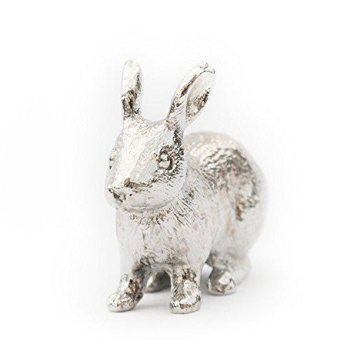 Coniglio (piccolo) Made in UK, Collezione Statuetta Artistici Stile animale
