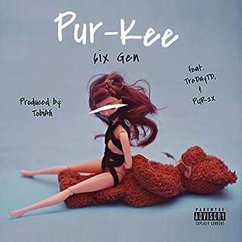 Pur-Kee (feat. TreDaytd & Pur2x)