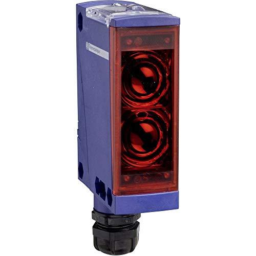 Schneider XUX1ARCNT16 XUX-Optoe. Sensor, Reflexions-Lichts.r, Sn 14m, 24-240 V AC/DC, Klemmleisten