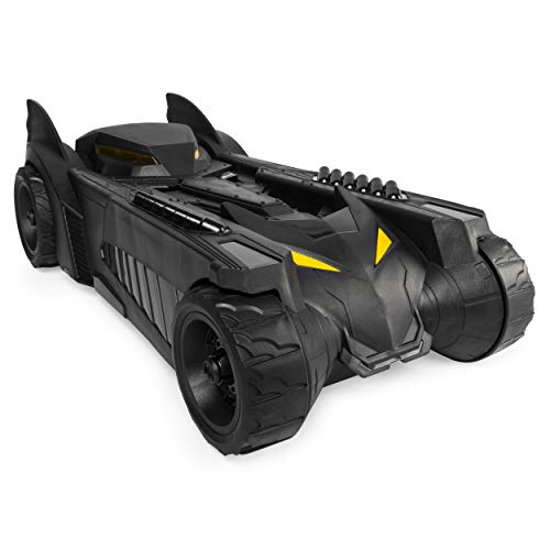 BATMAN 6055297 Batmobile für Figuren 30 cm ab 4 Jahren