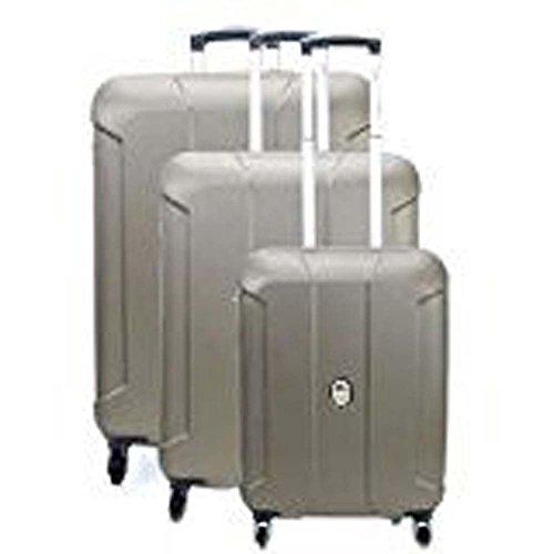 Delsey Cineos Set Set di valigie beige