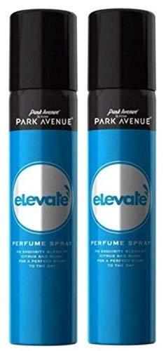 Glamorous Hub Park Avenue Elevate Perfume en spray, 100 g (paquete de 2)