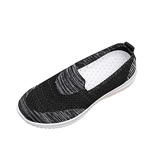 Sabots 32 Sandal Chaussures De Travail Baskets Basket Lacets Autobloquants Détente Mariage Robe Tendance Utilité Professionnelle Bout Rond Mules Heels Animal Print(Noir,37)
