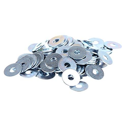Rondelle m6 20 mm-acier galvanisé-lot de 100