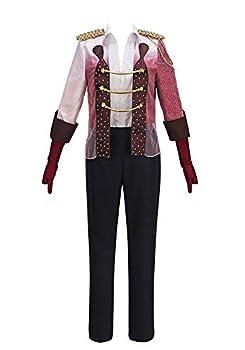 Yuri!!! on ICE Victor Nikiforov Viktor Nikiforov Cosplay Costume red Color  Custom Size