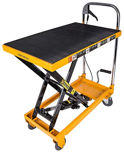 JEGS Performance Products 81426 Hydraulic Lift Cart Capacity: 500 lb.