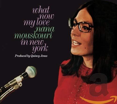 What Now My Love: Nana Mouskouri in New York+Nan