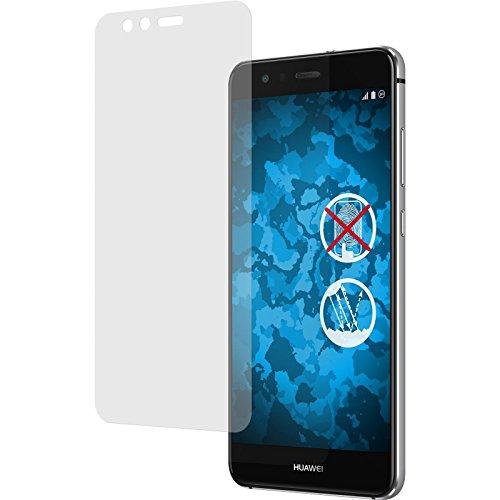 PhoneNatic 4 x Pellicola Protettiva Antiriflesso Compatibile con Huawei P10 Lite Pellicole Protettive