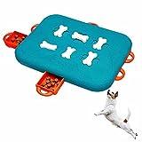Befitery Juegos interactivos de pensamiento para perros, inteligencia, juego de estrategia, puzzle, juguete para perros, juguete para adiestramiento de perros, mejora IQ