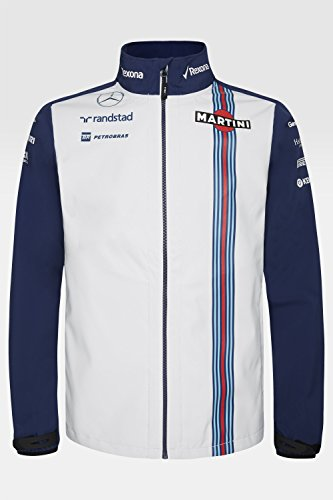 Williams Martini Racing Chaqueta Softshell Oficial Equipo XL