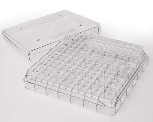 Caja de congelación para tubos PCR de 0.2 ml