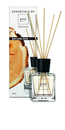ipuro Raumduft CEDAR WOOD 200ml Diffusor