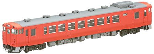 JNR Kiha 40-500 (Trailer) (Model Train)
