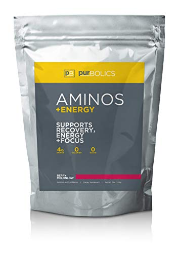 Purbolics Aminos + Energy | Supports Recovery,...