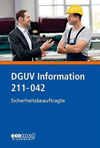 DGUV Information 211 - 042: Sicherheitsbeauftragte