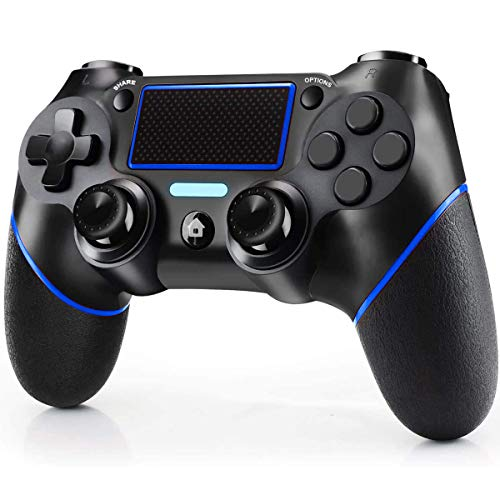 PS4 Wireless Game Controller, Playstation 4/Pro/Slim/PC Wireless...