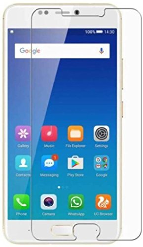 EASYBIZZ 2.5D 0.3mm Tempered Glass Screen Protector for Gionee A1 Plus