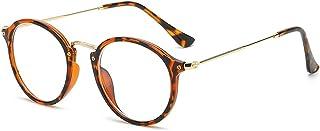 Fashion leopard print Cat Eye Glasses Frame Clear Lens UV400 Computer Eyeglasses