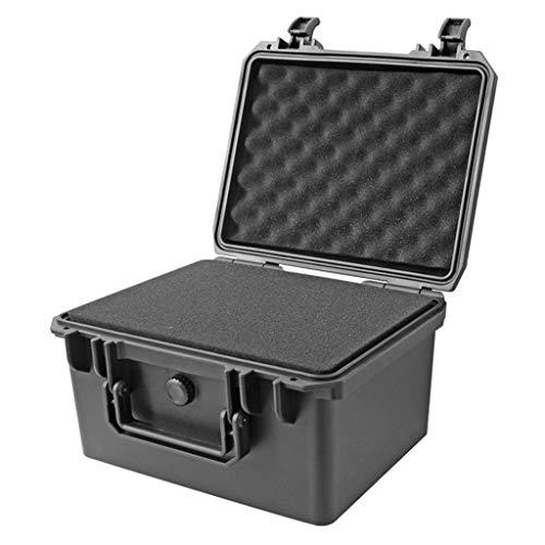 Valigetta Attrezzi Black Board Schiuma strutturale e di plastica Tool Box di protezione di sicurezza multi-funzione domestica Toolbox for strumenti e pezzi di ricambio bagagli Garage Accessori