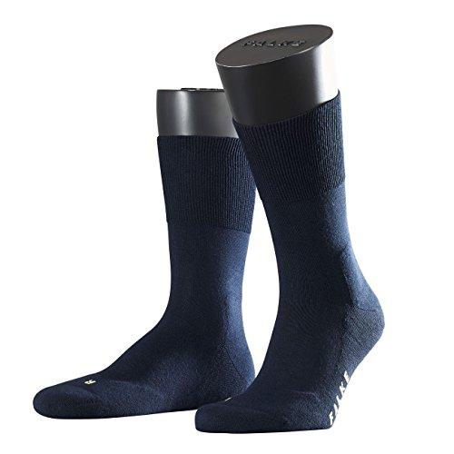 Falke Sport Spirit Unisex Socken Run 3er Pack, 44/45;Farbe:marine