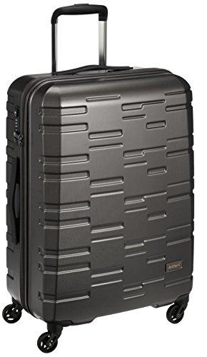 [アントラー] Antler 軽量スーツケース Prism 57L 3.1kg APRZ-60 チャコールグレー (チャコールグレー)