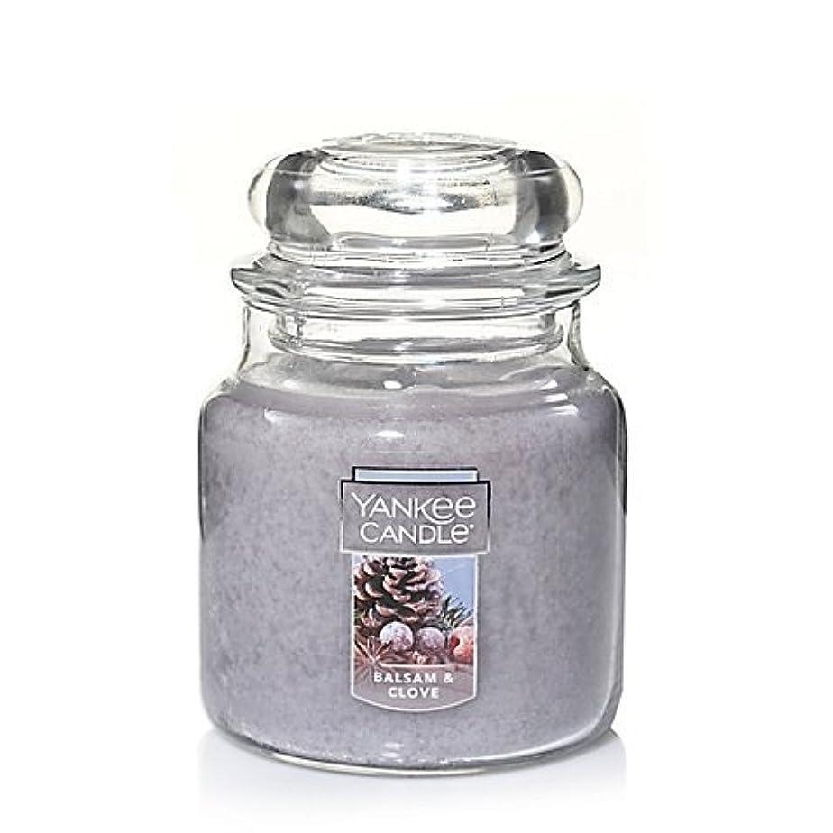 反論上回るラッシュYankee Candle Balsam &クローブSmall Jar Candle