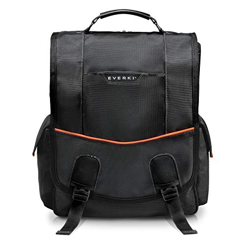 Everki 95331 Urbanite - Laptop Vertical Messenger Bag fits up to 14.1-inch/MacBook Pro 15-inch