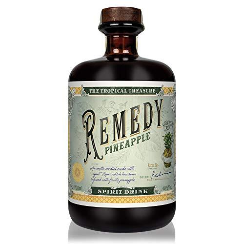 Remedy Rum Pineapple   Mit lieblicher Essenz der Ananas verfeinert  