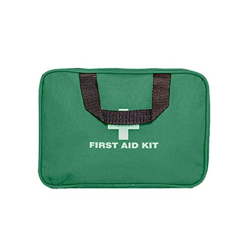 Mstrrouning First Aid Kits 234PCS in Bag for Clean, Treat & Protect Wound Best Kit That is Great for Home, Office, Vehicle, Camping & Sports (Green, 8.3 5.1 2.2 inches)