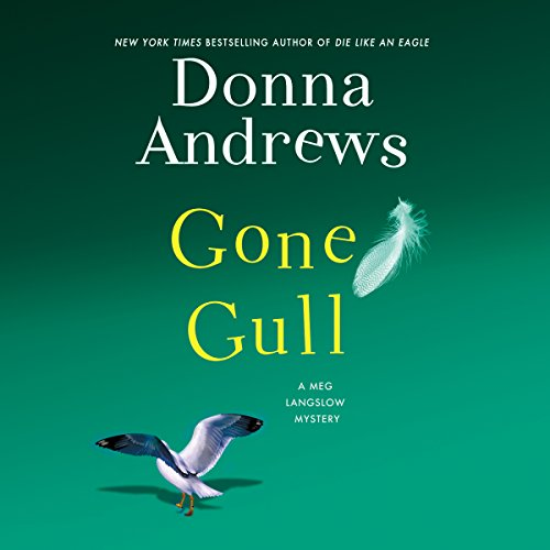 Gone Gull audiobook cover art