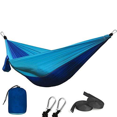 NOBRAND 1-2 People Sleeping Parachute Hammock Chair Hamak Garden Swing Hanging Outdoor Hamacas Camping 118 * 78''