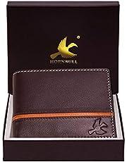 Hornbull Denial Mens Leather Wallet