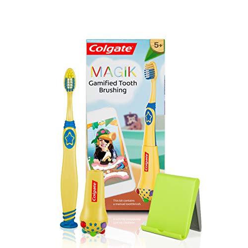 Colgate Magik Smart Toothbrush for Kids, Kids...