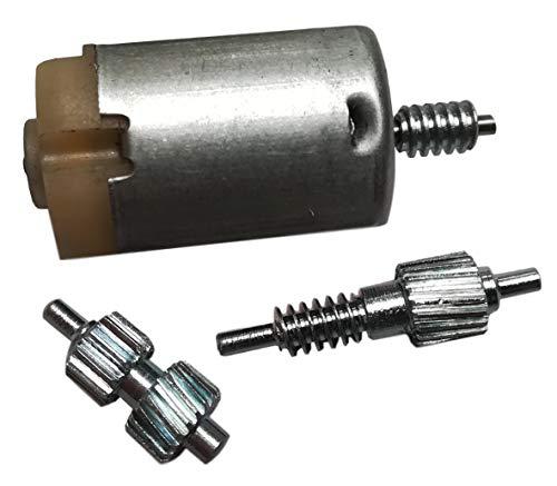 Twowinds - Engranajes + motor para reparación del retrovisor lateral plegable X5...