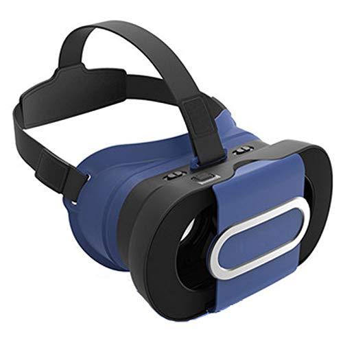 Nuevas Gafas 3D VR Suaves y cómodas Auriculares VR, Gafas VR, Auriculares de Realidad Virtual, Controlador Bluetooth para iPhone 11 / Pro/X/XS/MAX/XR / 8P / 7P, para Samsung S20 / S10 / S9 / S