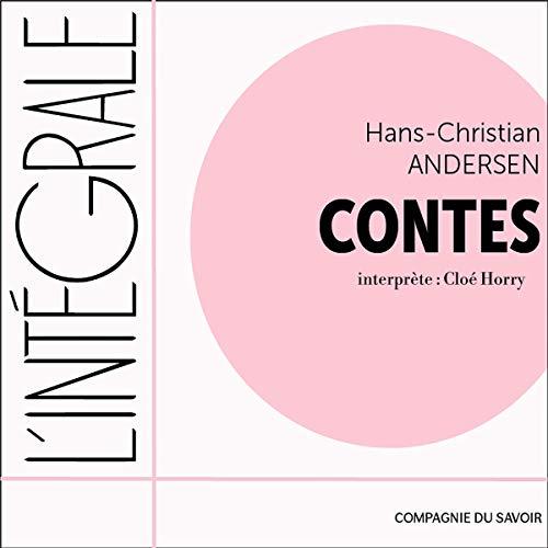 Couverture de Hans-Christian Andersen, L'intégrale des contes