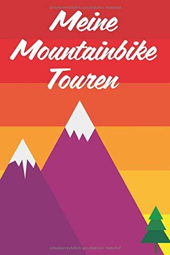 Meine Mountainbike Touren: Dokumentiere deine Mountainbike oder Downhill Touren und Ausflüge; Verbessere deine Fitness und Ausdauer