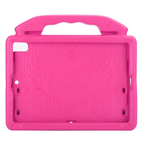 Protective Case For Ios Tablet, Tablet EVA Shockproof Case EVA Tablet Protective Case, for iOS(Rose red)