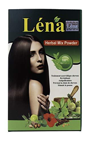 Henné neutre & herbes (herbal mix), soins naturels & croissance cheveux, brillance, rendre cheveux forts & longs, cheveux incolores (colorless hair) et 100% naturel - 100 g