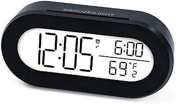 Aijiaxing Digital Alarm Clock