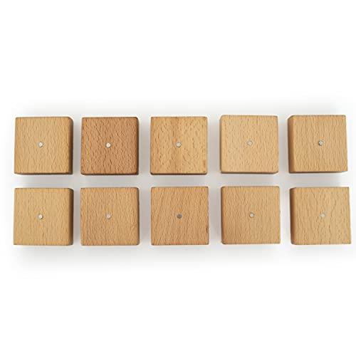 rewoodo KlixxOs - Pista in legno premium (pezzo unico, Bloxx)