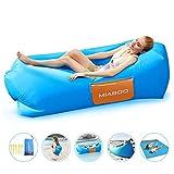 MIABOO Aufblasbare Sofa,Wasserdichtes Aufblasbares Air Lounger mit Tragebeutel, zum Schlafen im...