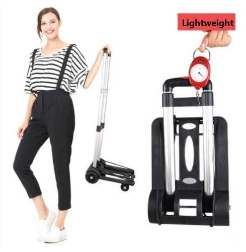Mini ligero de aleación de aluminio carretilla de compras / Carros de...